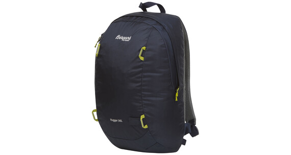 Bergans Hugger 30L Backpack Midnight Blue/Lime